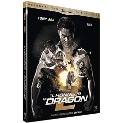 BLU-RAY 3D L'honneur du dragon