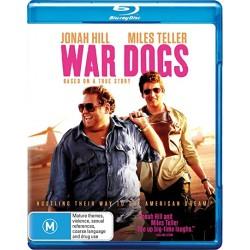 Guerre war dogs