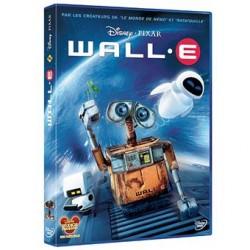 DVD Disney WALL
