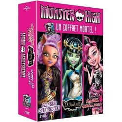 DVD Monster high (coffret mortel)