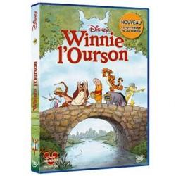 DVD Disney Winnie l'ourson