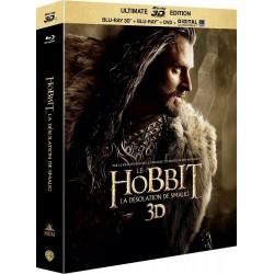 BLU-RAY 3D Le hobbit la désolation de smaug 3D