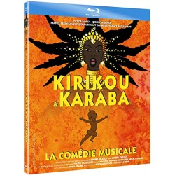comédie musicale kirikou karaba