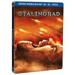 BLU-RAY 3D stalingrad (3D steelbook)