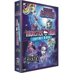 Dessins animés monster high (coffret 2 dvd)