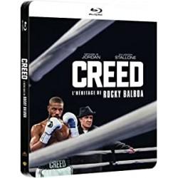 Blu Ray CREED (steelbook)