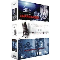 Horreur coffret films d'horreur
