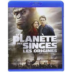 Blu Ray la planète des singes les origines