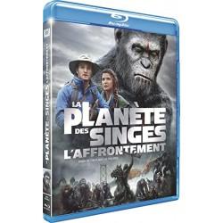 Blu Ray la planète des singes (l'affrontement)