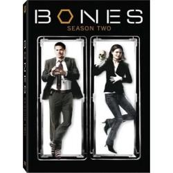 Série Bones (saison 2)