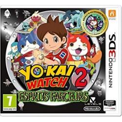 Nintendo 3DS to-kai watch 2 fantômes farceurs