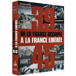 reportage 39-45 de la france occupée à la france libérée