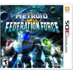 Nintendo 3DS Metroid fédération force