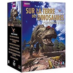 reportage sur la terre des dinosaures (intégrale)