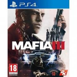 Playstation 4 MAFIA 3
