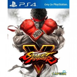 Playstation 4 Street figther 5