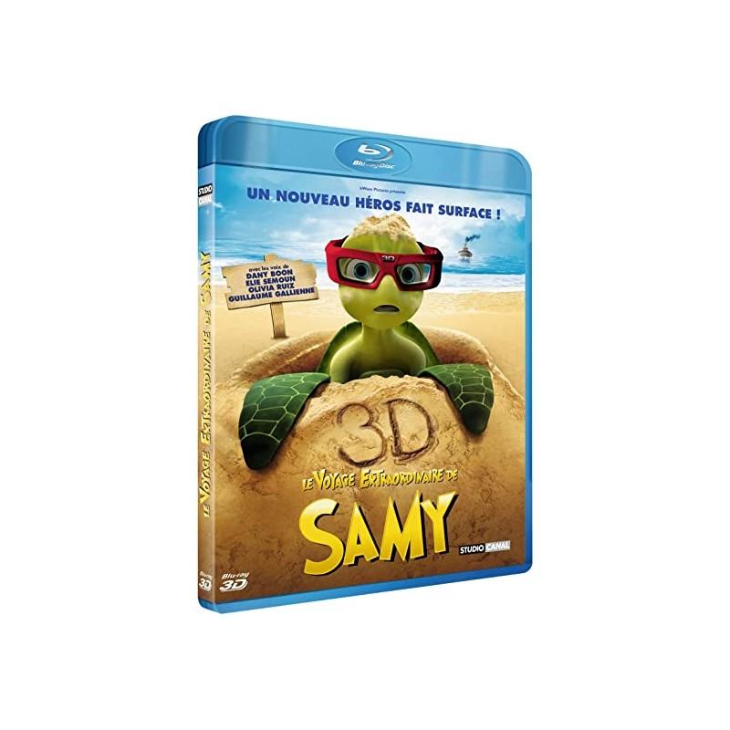 Animation Sammy 3D