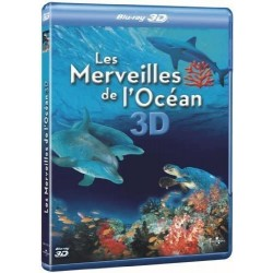 Documentaire les merveilles de l'océan 3D