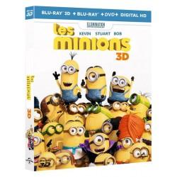 Animation Les minions 3D