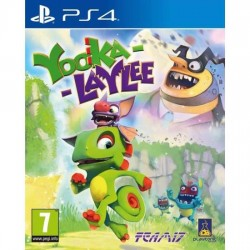 Playstation 4 yooka laylee