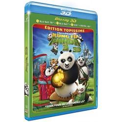 Dessin animé -jeunesse kung fu panda 3 3d