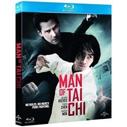 Action man of tai chi