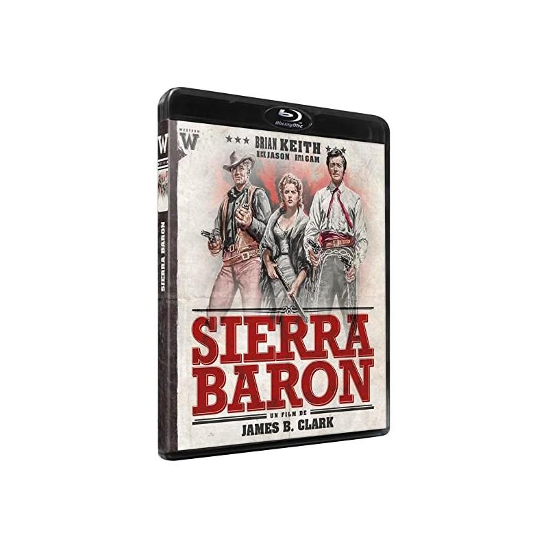 WESTERN sierra baron