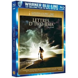 Blu Ray lettres d'iwo jima