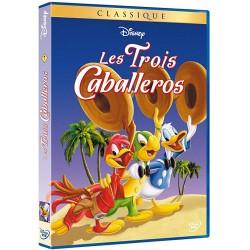 DVD Disney les trois caballeros