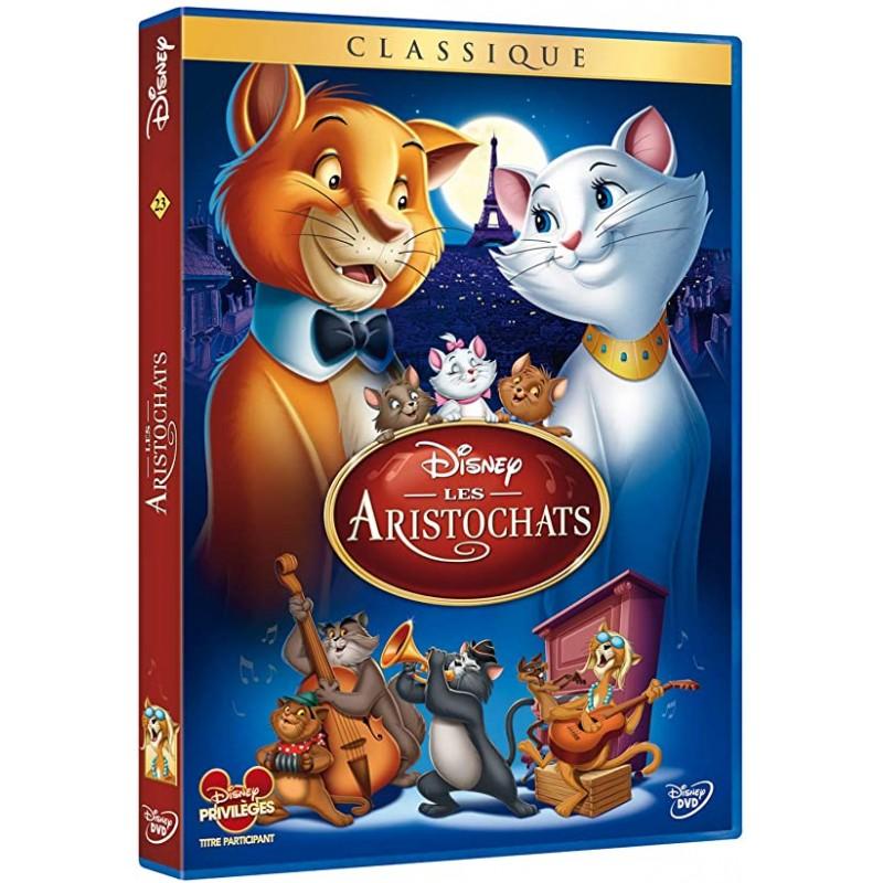 DVD Disney les aristochats