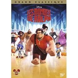 DVD Disney les mondes de ralph