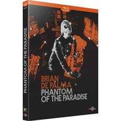 DRAME Phantom of the paradise