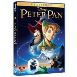 DVD Disney Peter Pan