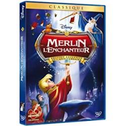 DVD Disney Merlin de l'enchanteur
