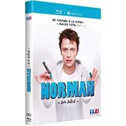Spectacle Norman sur scène