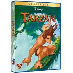 DVD Disney Tarzan