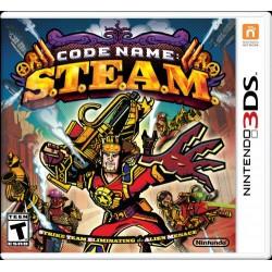 Nintendo 3DS CODE NAME S.T.E.A.M