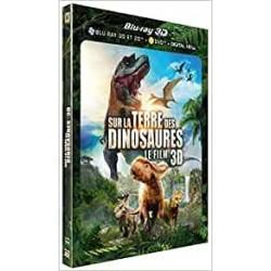 Animation Sur la terre des dinosaures 3D