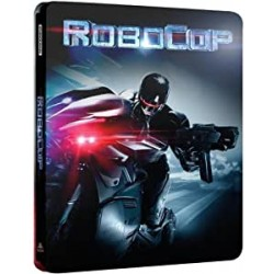 Science fiction Robocop (steelbook)