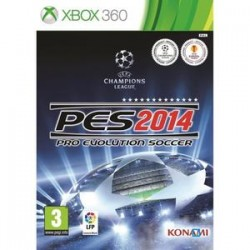 Xbox 360 PES 2014