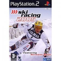 Playstation 2 ski racing 2005