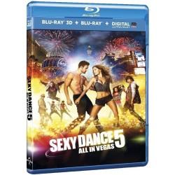 BLU-RAY 3D sexy dance 5 3D