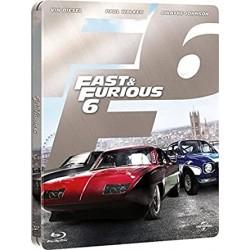 Blu Ray fast and furious 6 steelbook