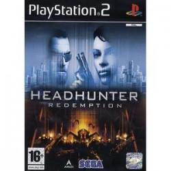 Playstation 2 Headhunter rédemption