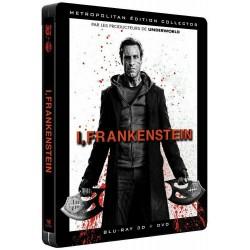 Fantastique I,frankenstein 3D (steelbook)