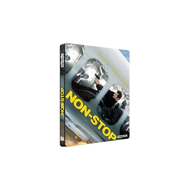 Thriller et suspense Non stop (steelbook)