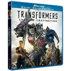 Science fiction Transformers l'age de l'extinction