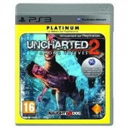 Playstation 3 Uncharted 2