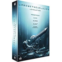 Science fiction De Prometheus à Alien