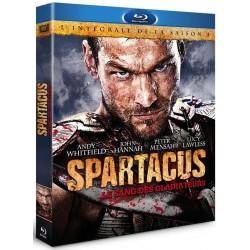 Série spartacus saison 1